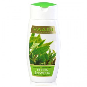 Superbly Smoothing HEENA SHAMPOO with Green Tea Extracts 110ml | SHAMPOO & CONDITIONERS | Specials