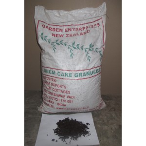 Neem Tree Granules 20Kg | Plant Nutrition | Pest Control | NEEM PRODUCTS | Bulk Goods | Misc