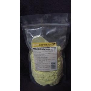 Larger Powder