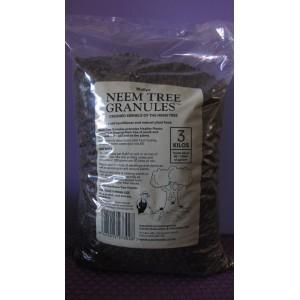 Wallys Neem Tree Granules 3 kilo bag | Pest Control | NEEM PRODUCTS