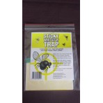 Sticky White Fly Traps Pack of 5 | Pest Control | Wallys Hydro Flow Growing materials