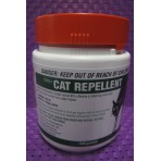 Wallys Cat Repellent 400 grams | Pest Control | Bulk Goods | BIRD,FLIES & VERMIN CONTROLS | Misc | LAWN PRODUCTS