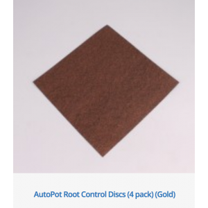 Gold Root Trainer 4 in Pack | Wallys Hydro Flow Growing materials