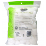Cotton Balls Organic 80 pkt | Health Products | ORGANIC DEODORANT  | Natural Panty liners and menstrual pads | DMSO | Misc |   Face & Body cosmetics