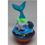 Mermaid Frappe 330 grams  aprox | LUXURY BATH BOMBS