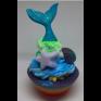 Mermaid Frappe 330 grams  aprox