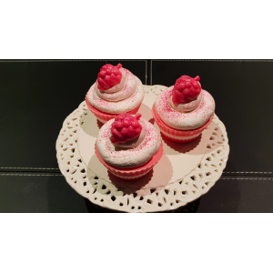 Fizzy Cupcake 170g aprox | LUXURY BATH BOMBS