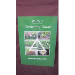 Wallys Down to Earth Garden Guide | Our Books
