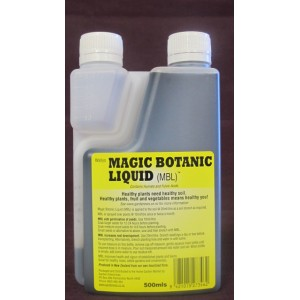 Magic Botanic Liquid MBL 500 ml | Plant Nutrition | Wallys Hydro Flow Growing materials | LAWN PRODUCTS