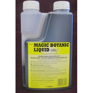 Magic Botanic Liquid MBL 1 Litre | Plant Nutrition | Wallys Hydro Flow Growing materials | LAWN PRODUCTS